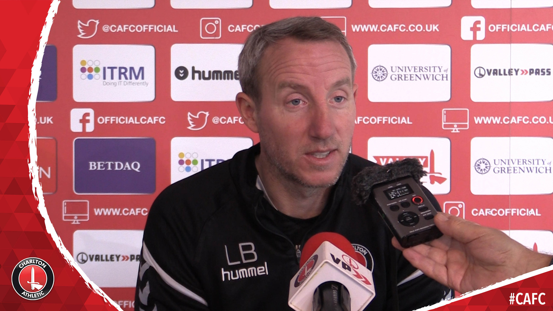 Lee Bowyer's pre-Blackpool press conference (February 2019)