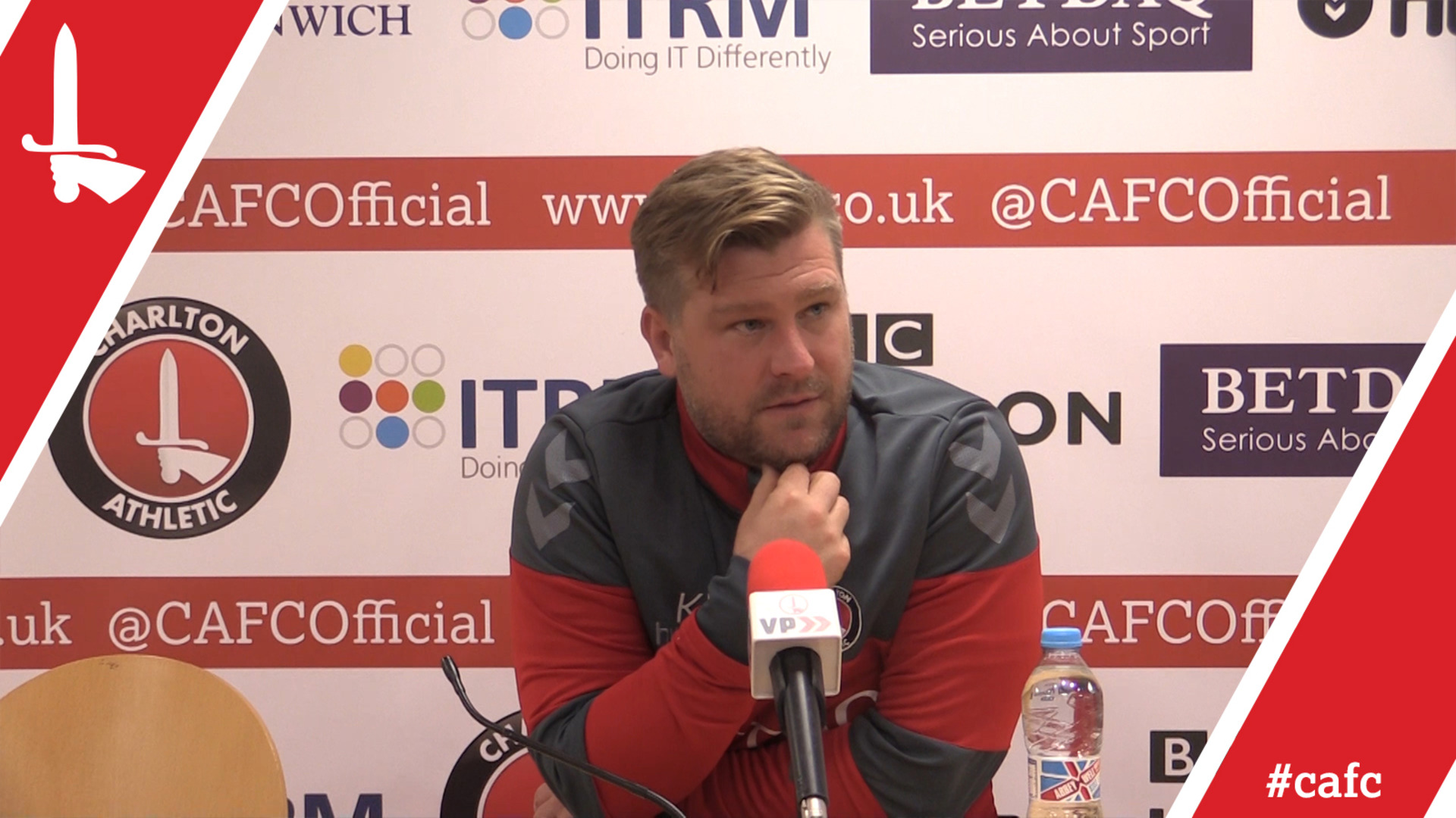 REACTION | Karl Robinson praises Charlton fans and Truro City