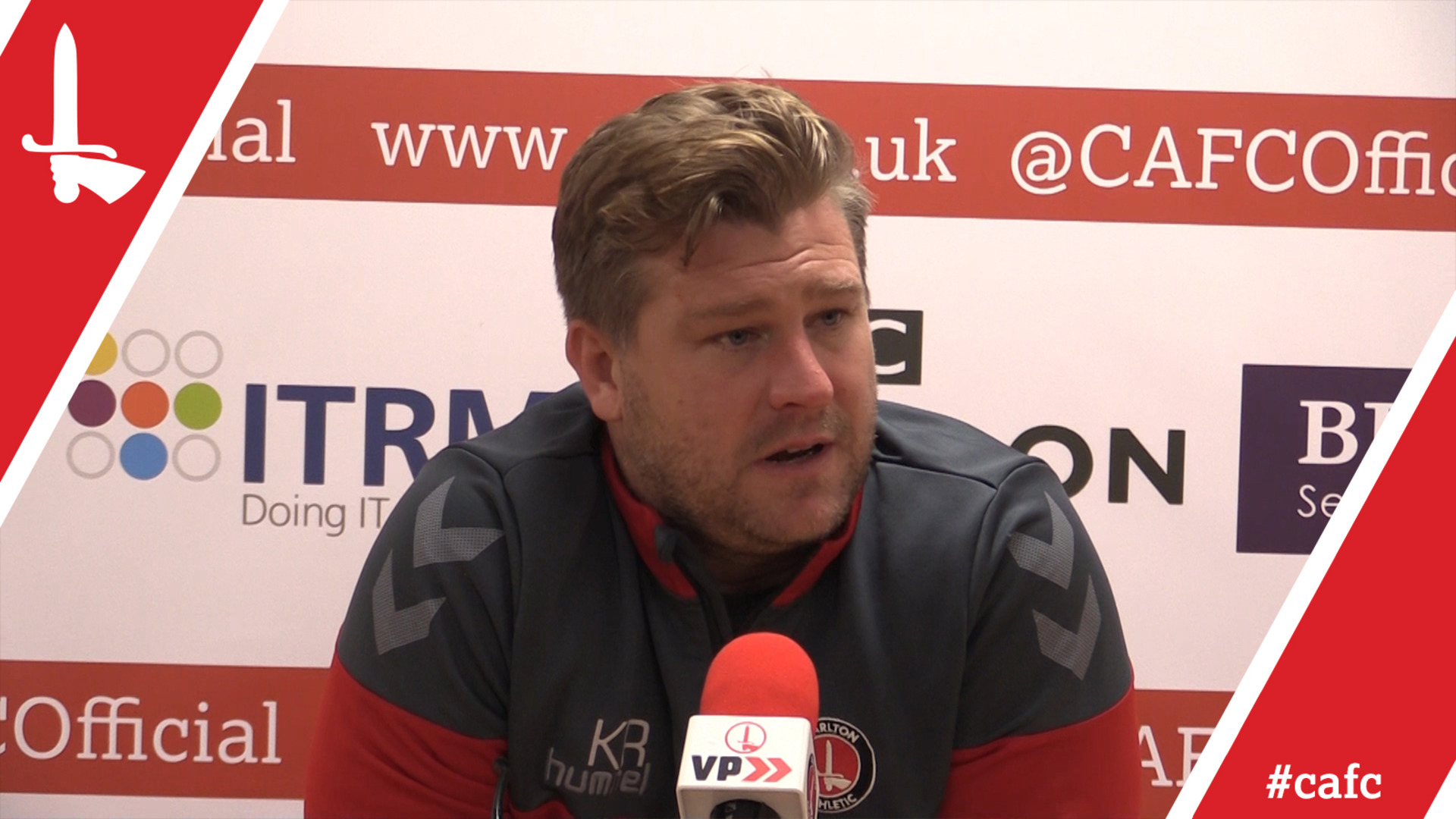 REACTION | Karl pleased with Rochdale win.