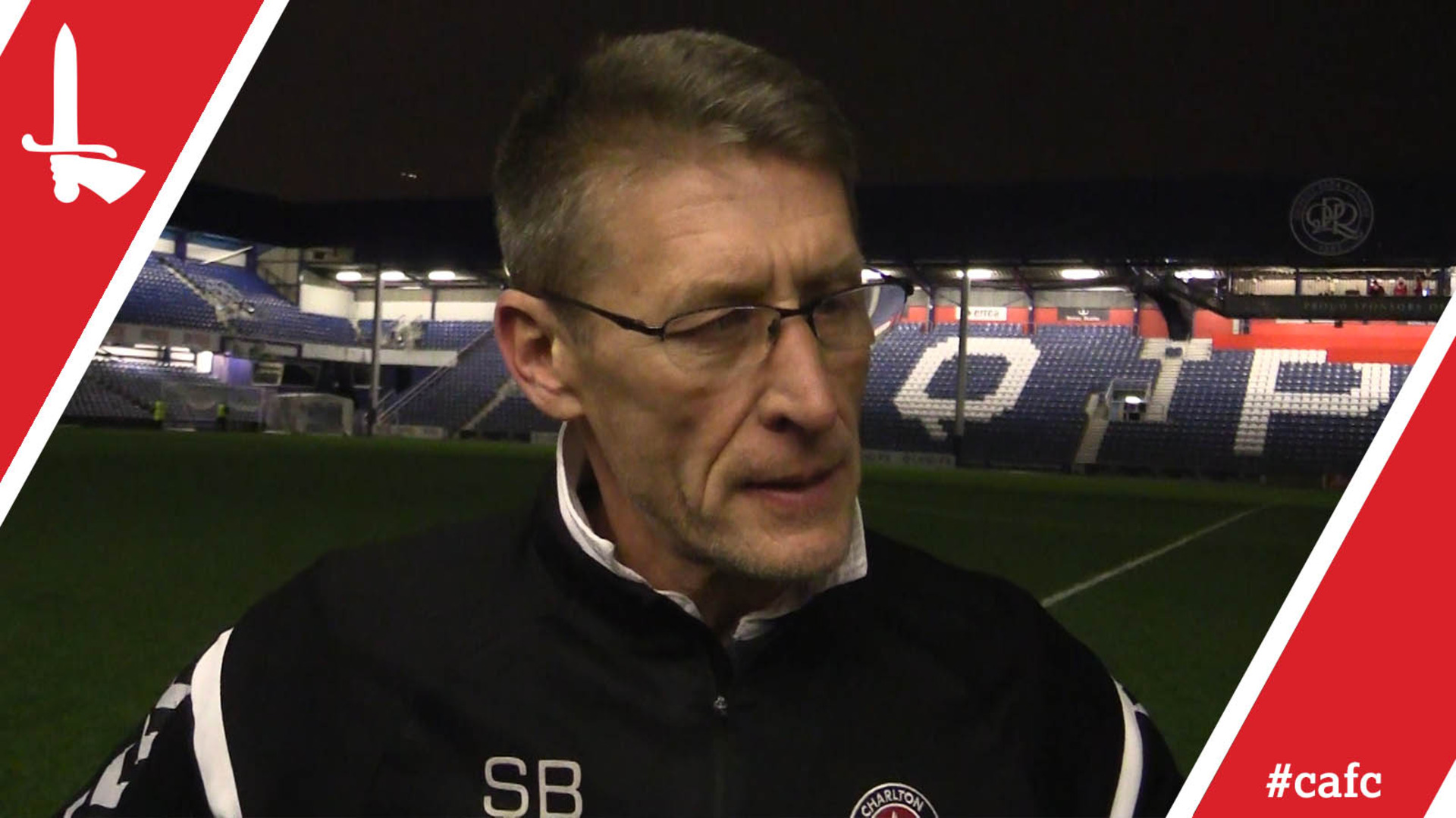 Sergei Baltacha salutes Charlton's U18s after FA Youth Cup win