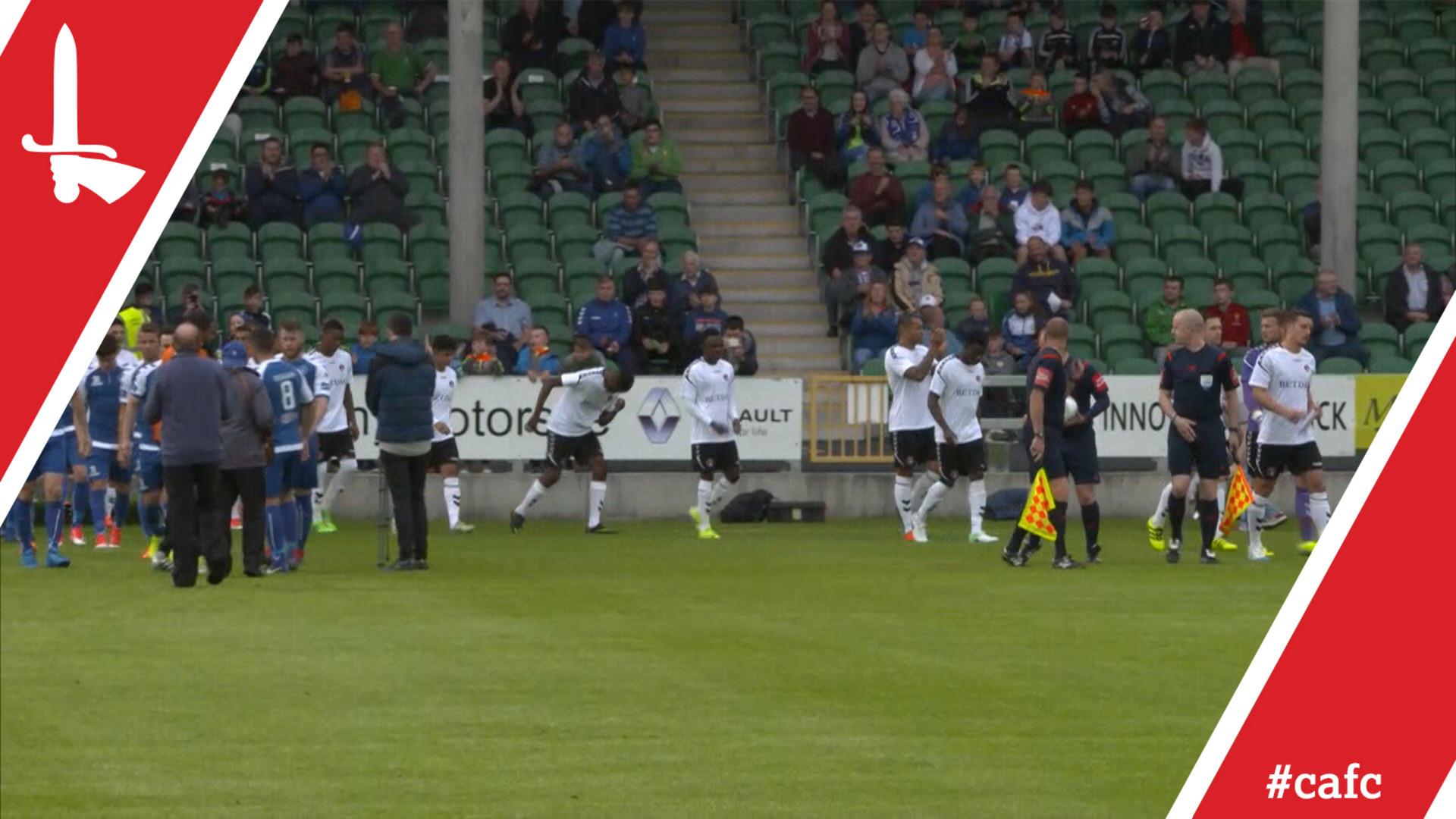 FULL GAME   Limerick 3 Charlton 2