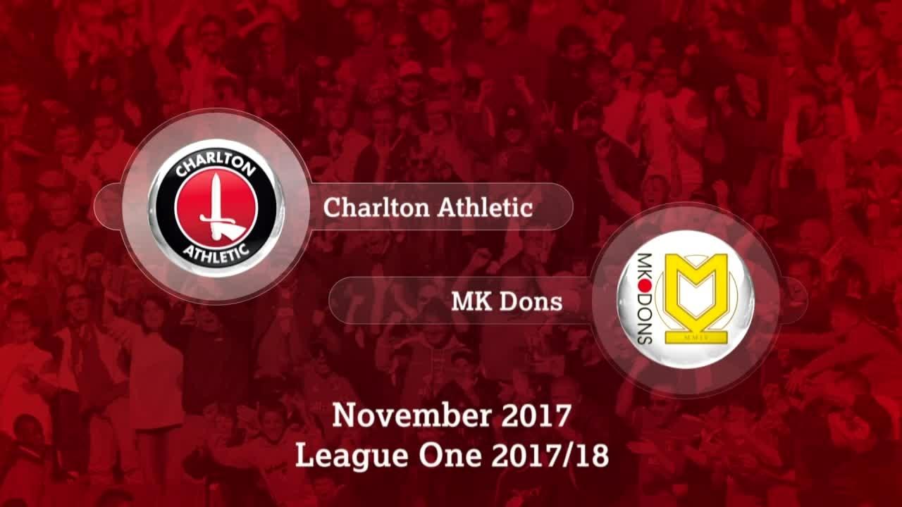 GOALS | Charlton 2 MK Dons 2