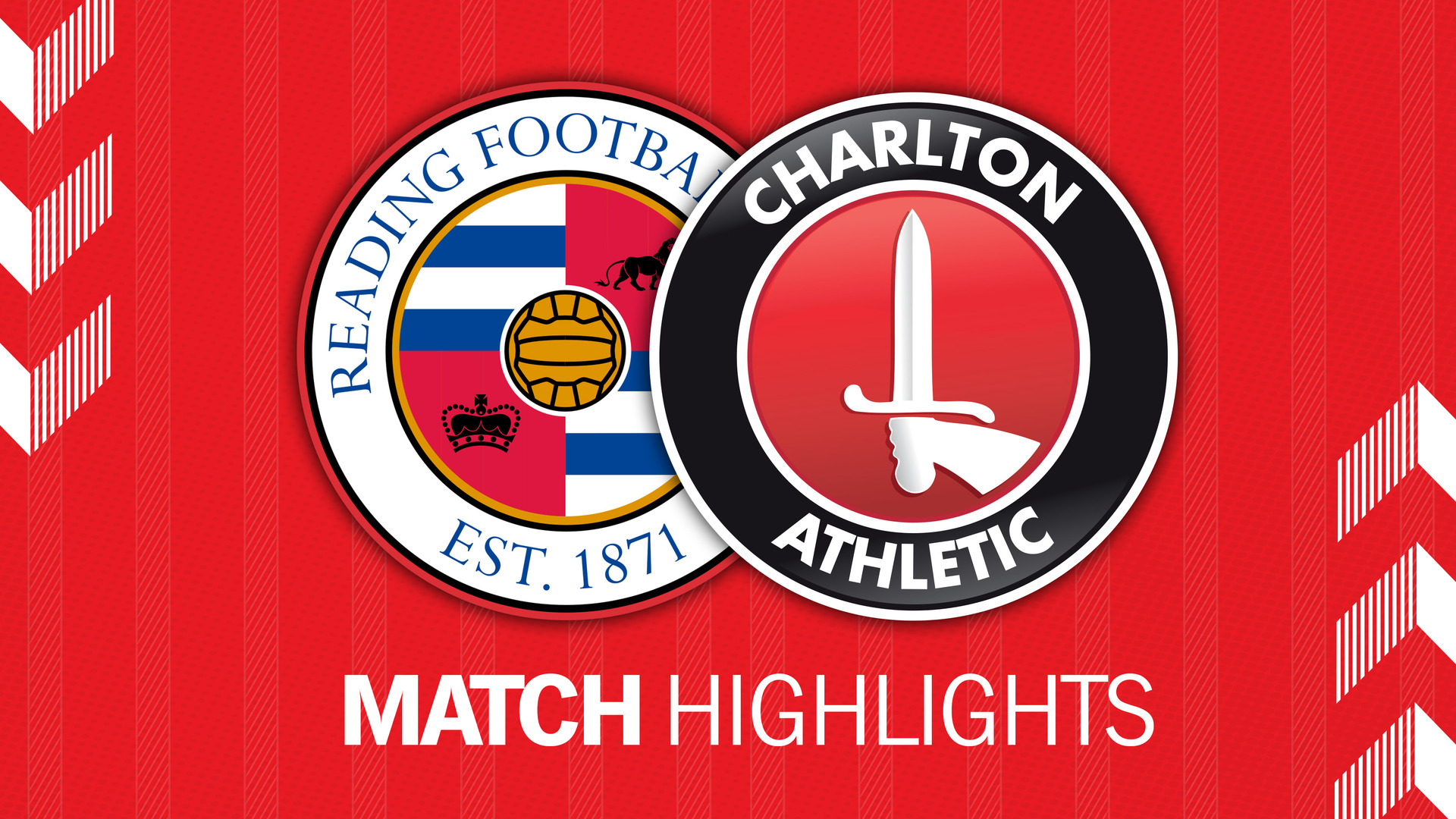HIGHLIGHTS | Reading 0 Charlton 2 (August 2019)