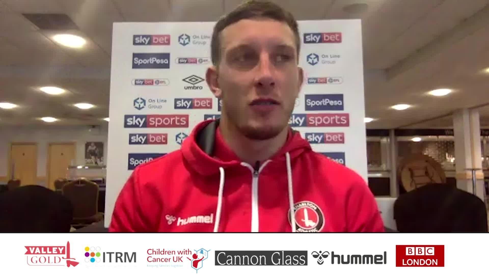 """POST-MATCH   Goalscorer Pearce on """"huge win"""" against Hull City (June 2020)"""
