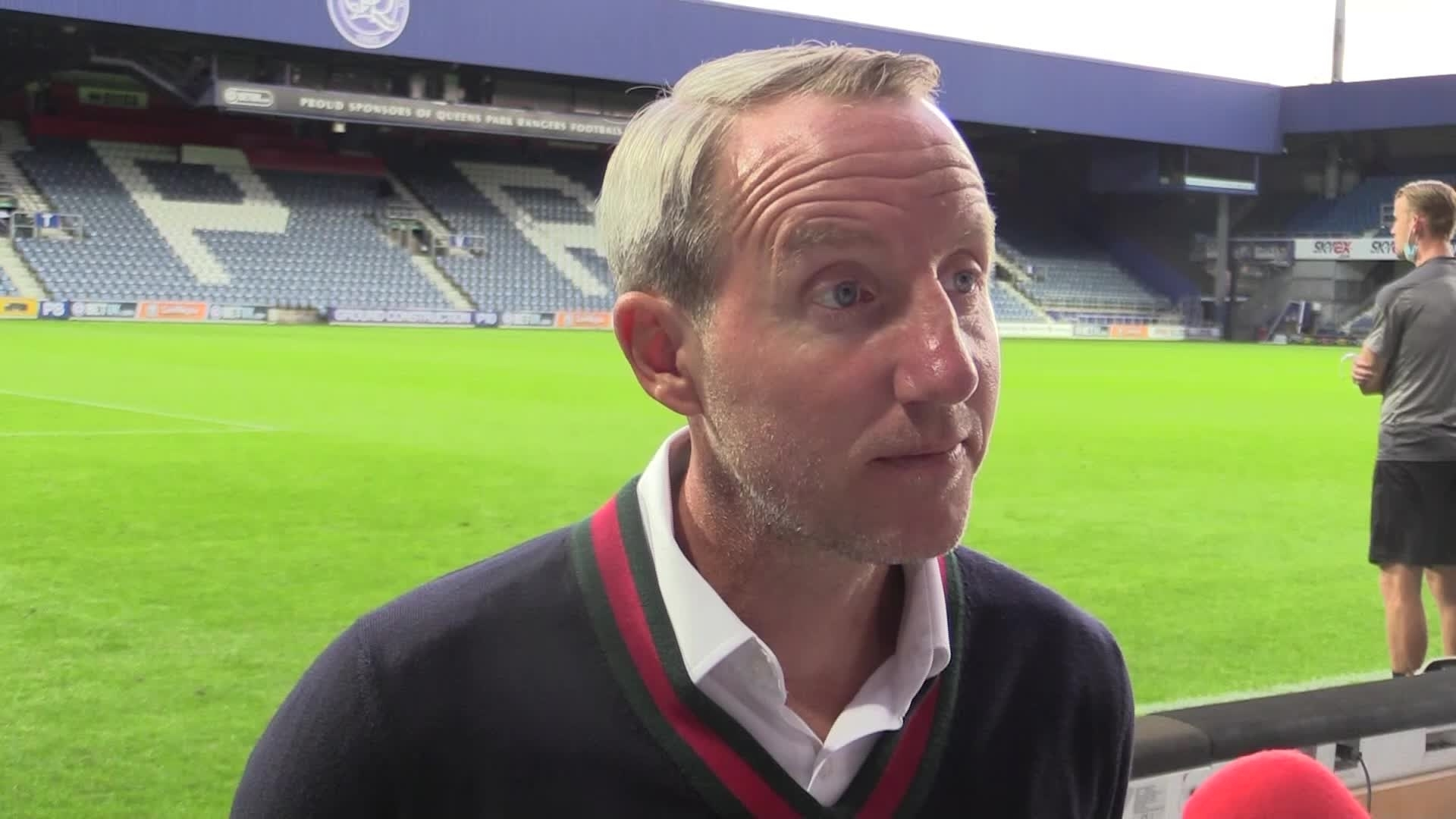 Lee Bowyer post-AFC Wimbledon press conference (September 2020)
