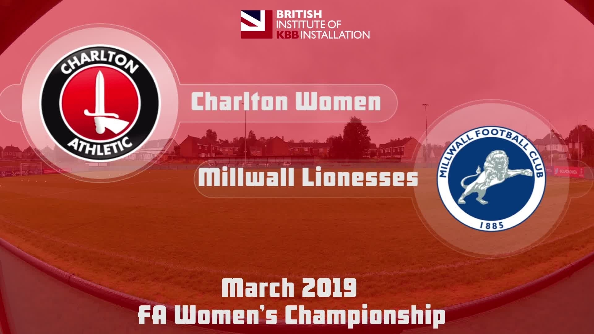 WOMEN'S HIGHLIGHTS | Charlton Women 3 Millwall Lionesses 0 (Mar 2019)
