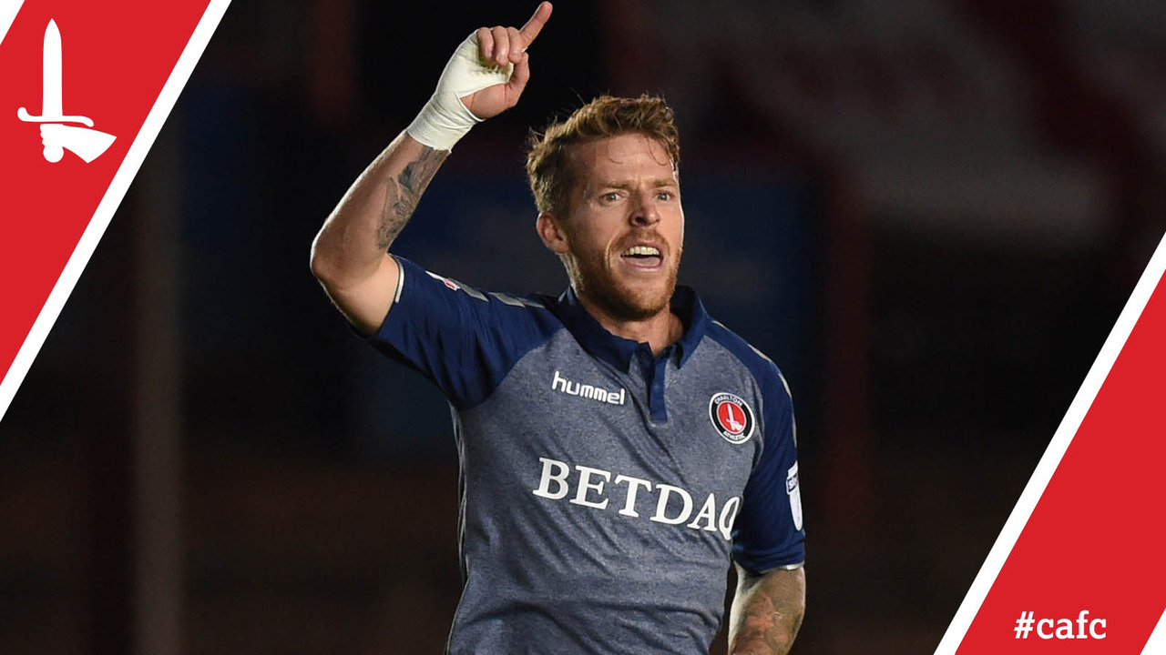 Clarke delighted with the start of his career at Charlton