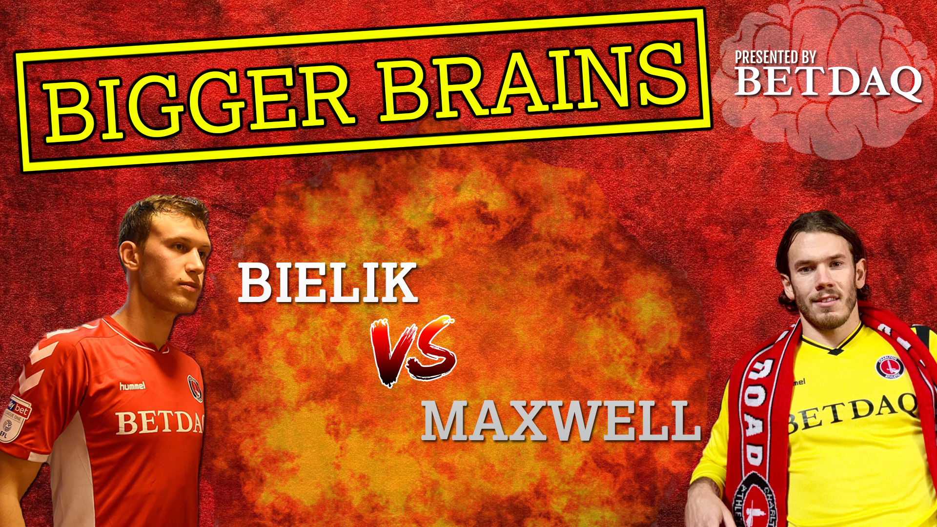 Krystian Bielik vs. Chris Maxwell - BETDAQ's Bigger Brains