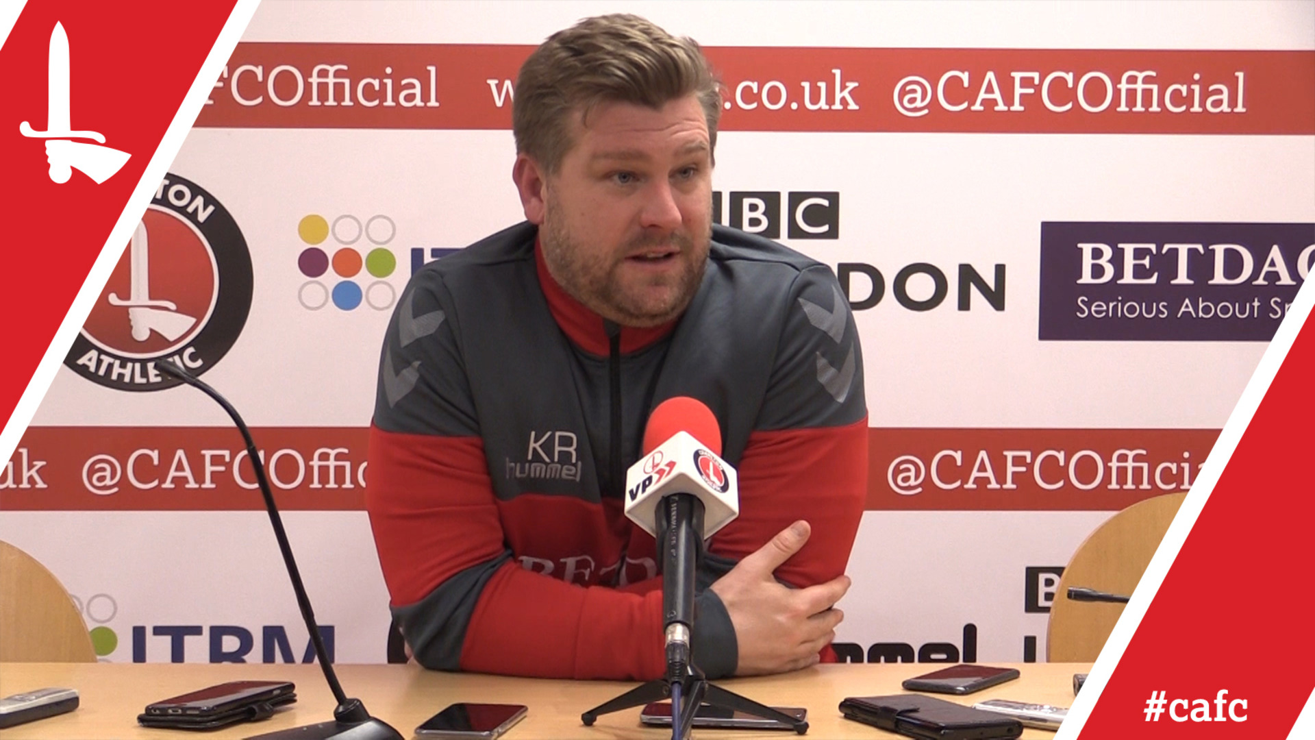 REACTION | Karl Robinson reflects on Fleetwood draw (Mar 2018)