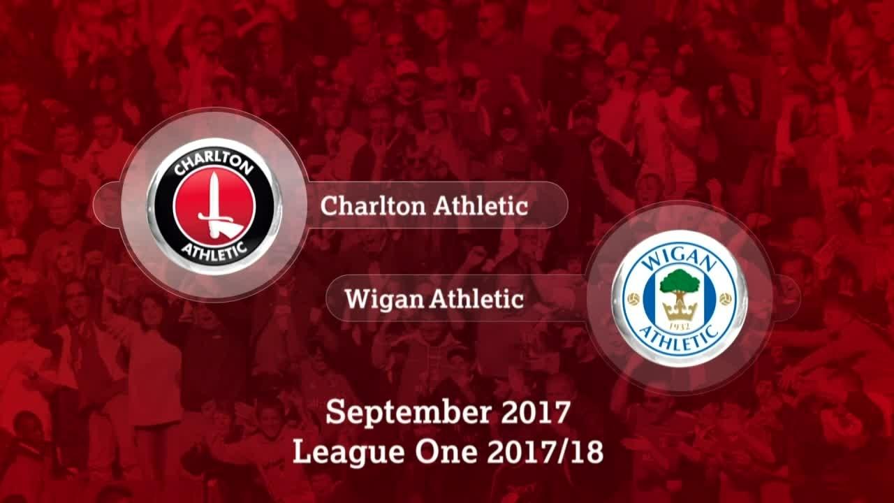 GOALS | Charlton 0 Wigan 3