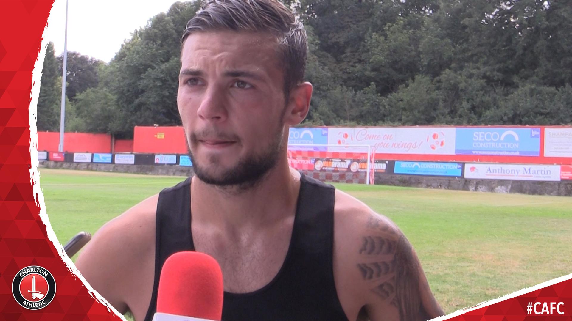 Forster-Caskey: Pre-season games vital for match sharpness