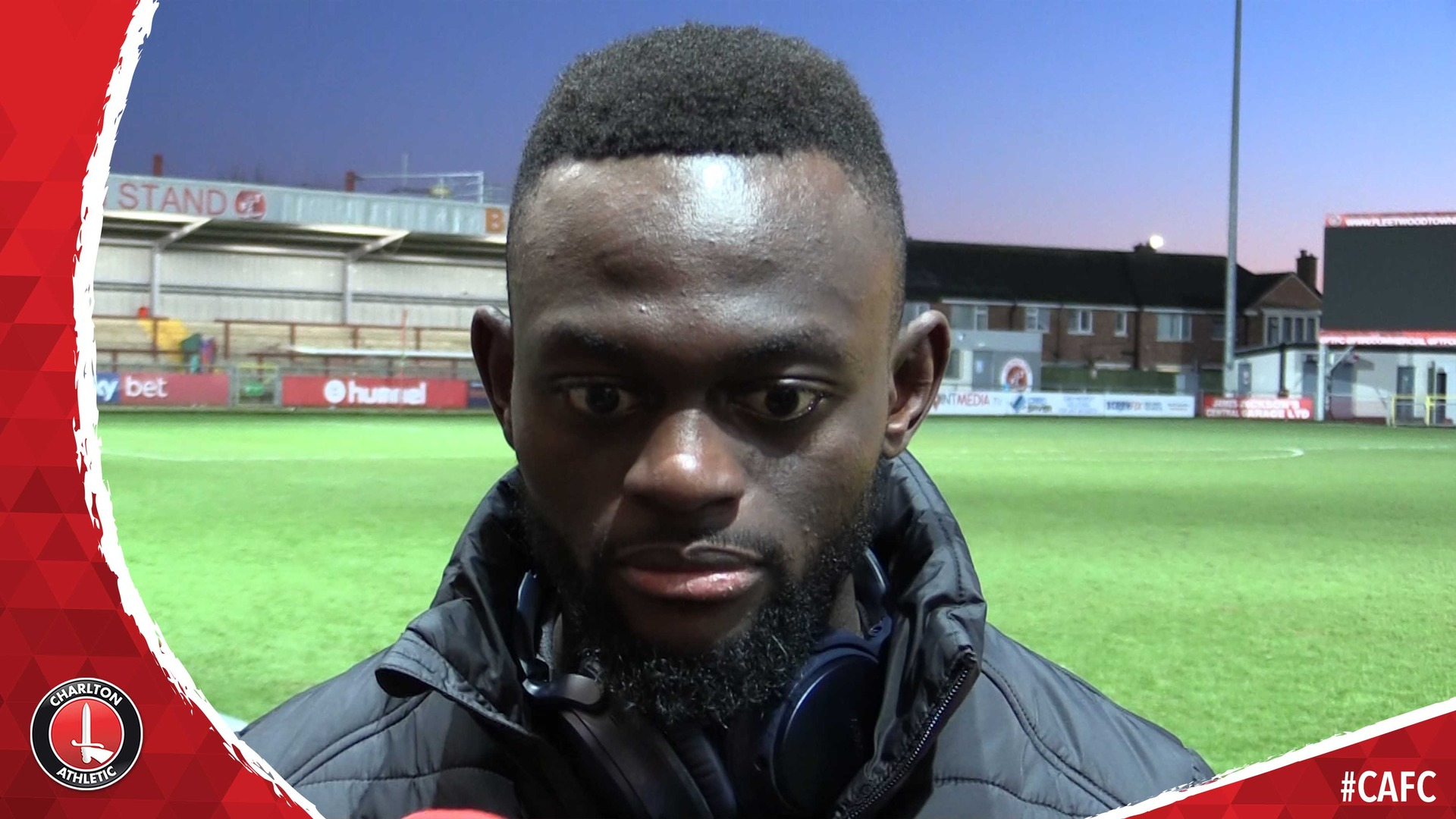 Igor Vetokele pleased to be back for Charlton following injury