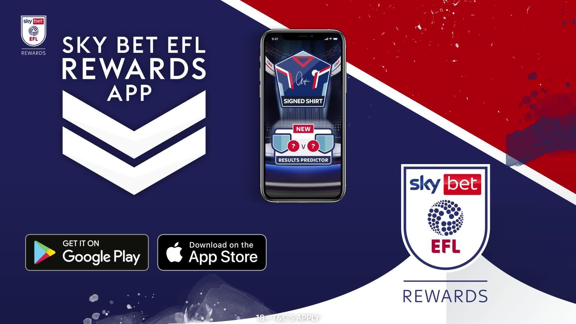 EFL REWARDS