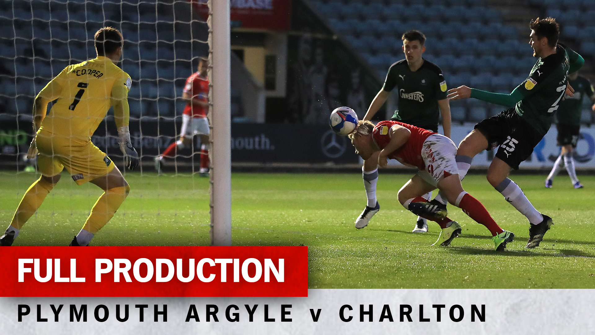 Charlton TV | Full broadcast - Plymouth Argyle (a) (April 2021)