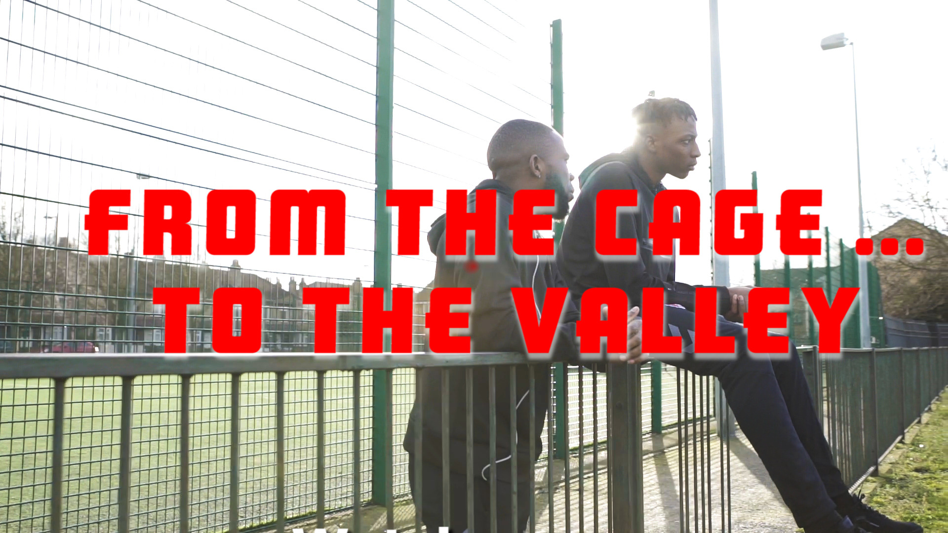 From The Cage... to The Valley