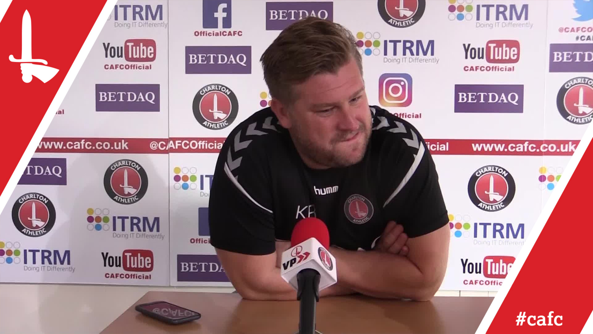 Karl Robinson looks ahead to the trip to Oxford United