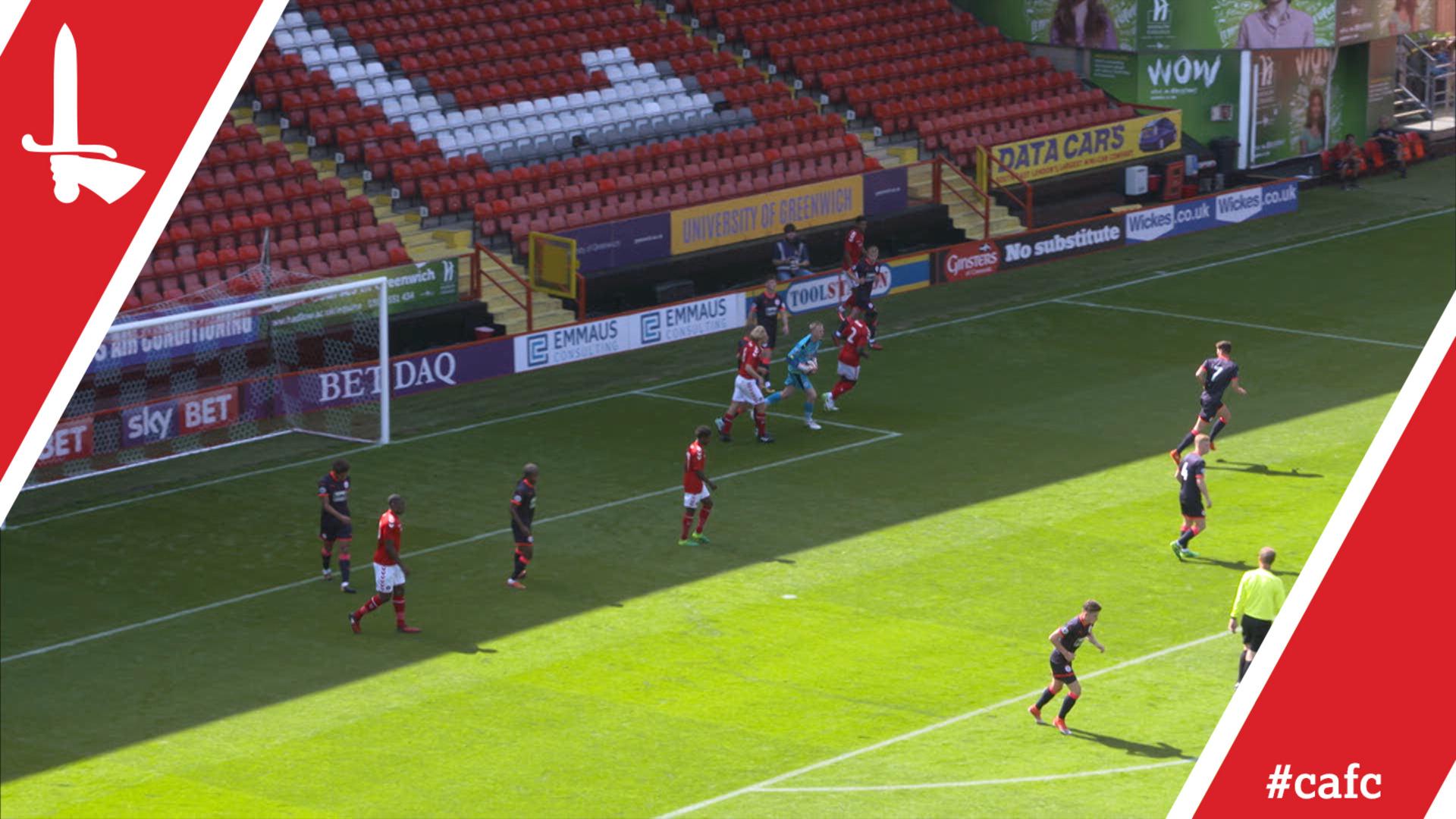 U23 HIGHLIGHTS | Charlton 0 Huddersfield 0