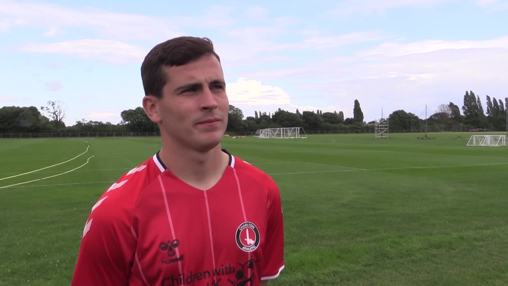 Josh Cullen on returning to The Valley