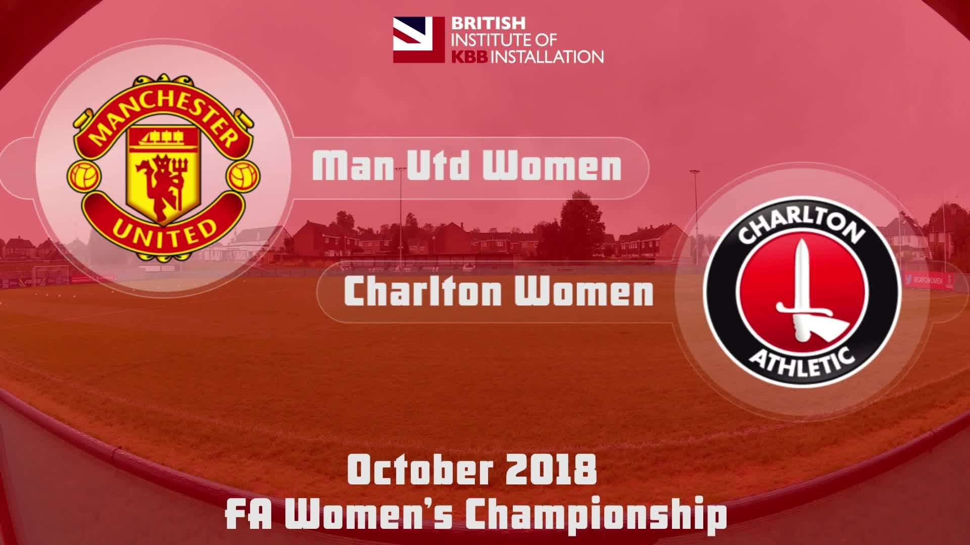 WOMEN'S HIGHLIGHTS | Man Utd 3 Charlton 0 (Oct 2018)