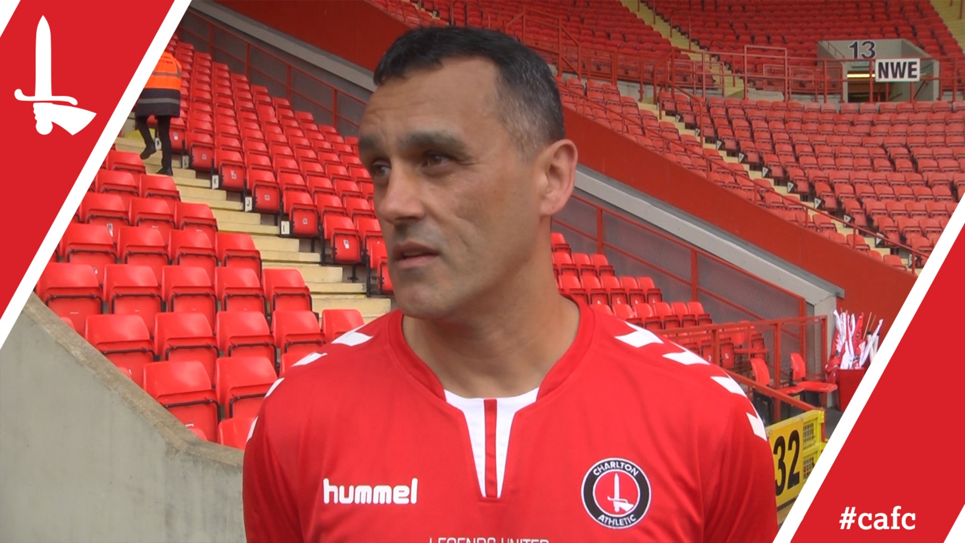 LEGENDS UNITED | Clive Mendonca amazed with fans reaction