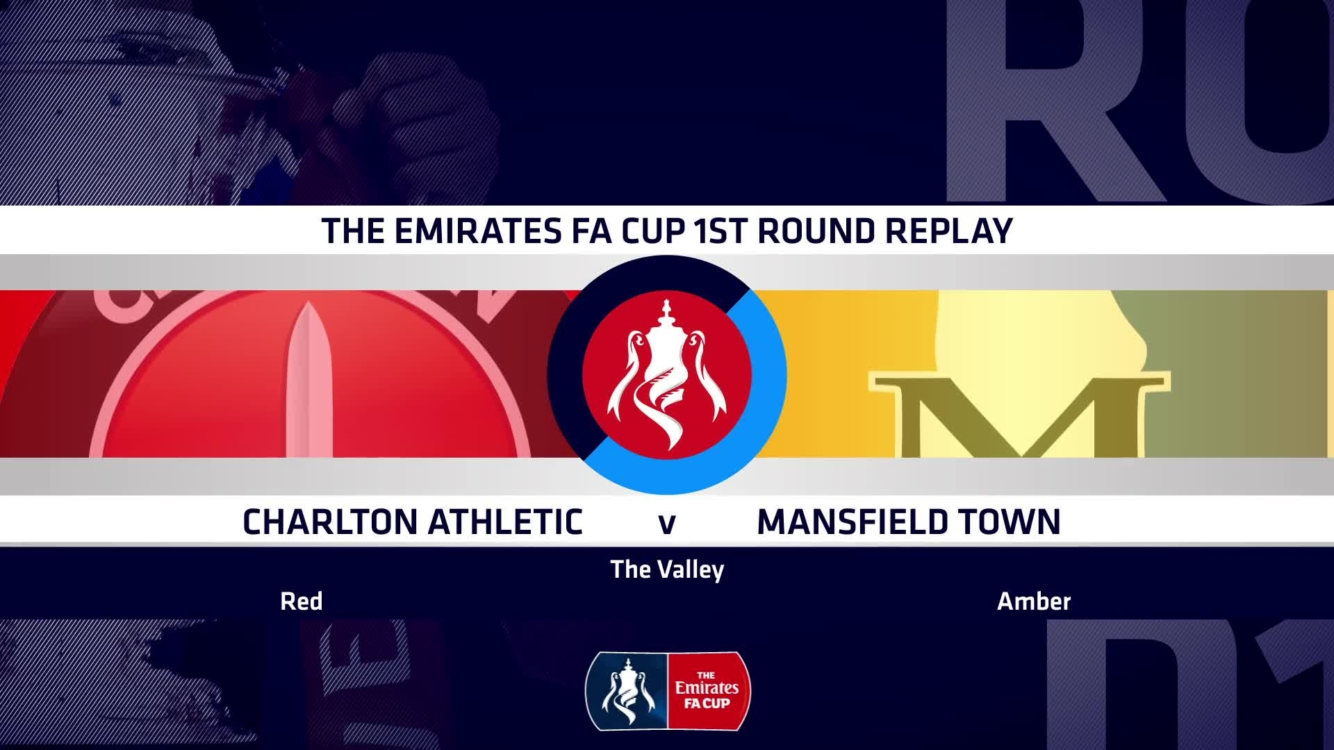 23 HIGHLIGHTS | Charlton 5 Mansfield Town 0 (FA Cup November 2018)