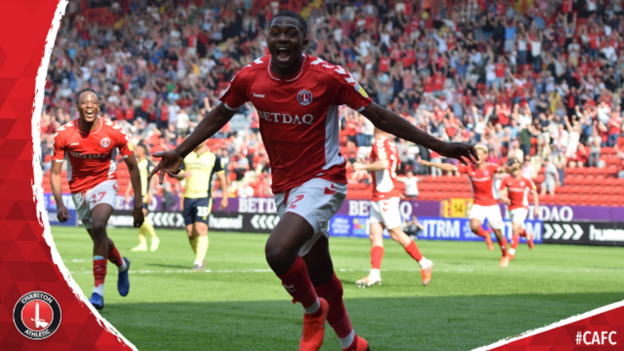 51 HIGHLIGHTS | Charlton 4 Scunthorpe United 0 (April 2019)
