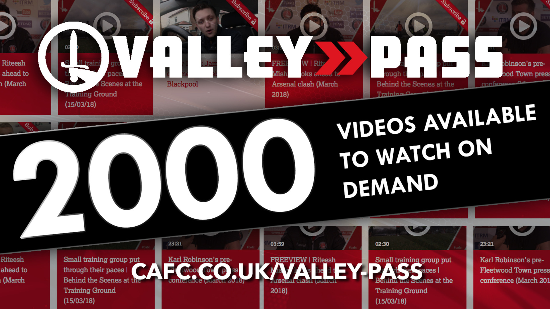 Valley Pass reaches 2000-video milestone