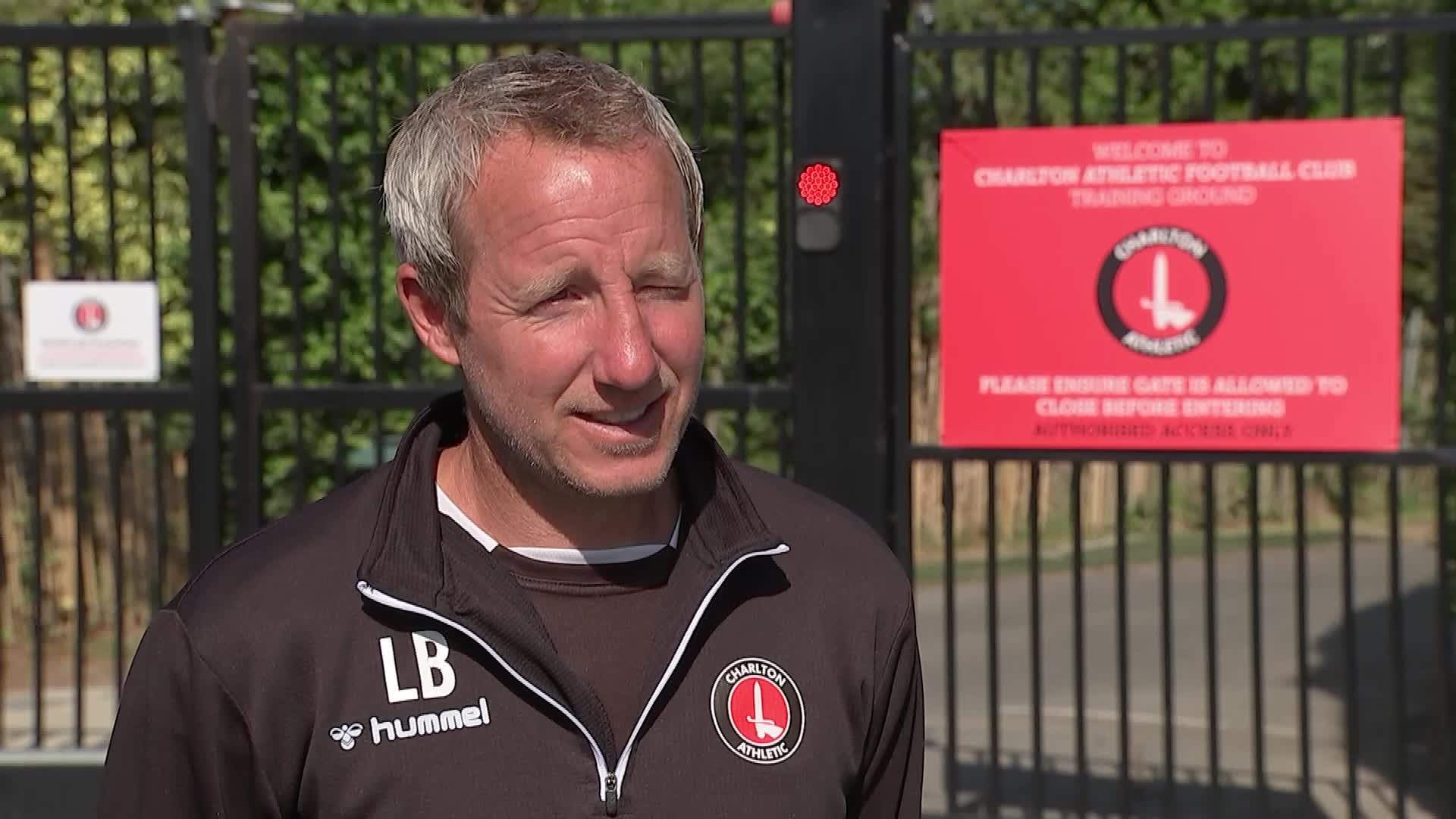 Lee Bowyer on returning to contact training, unavailable players and getting ready for the first game (June 2020)