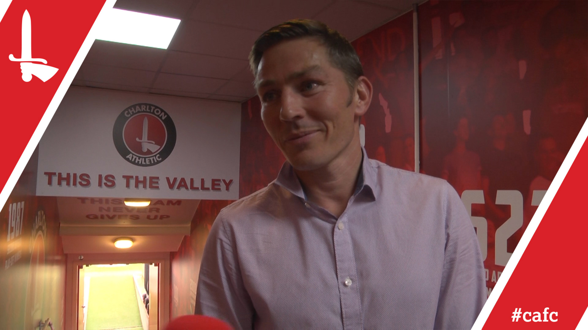 LEGENDS UNITED | Matt Holland pleased to see old faces again