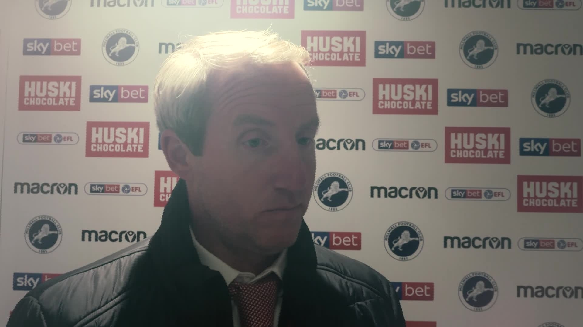 POST MATCH | Bowyer speaks following Millwall defeat