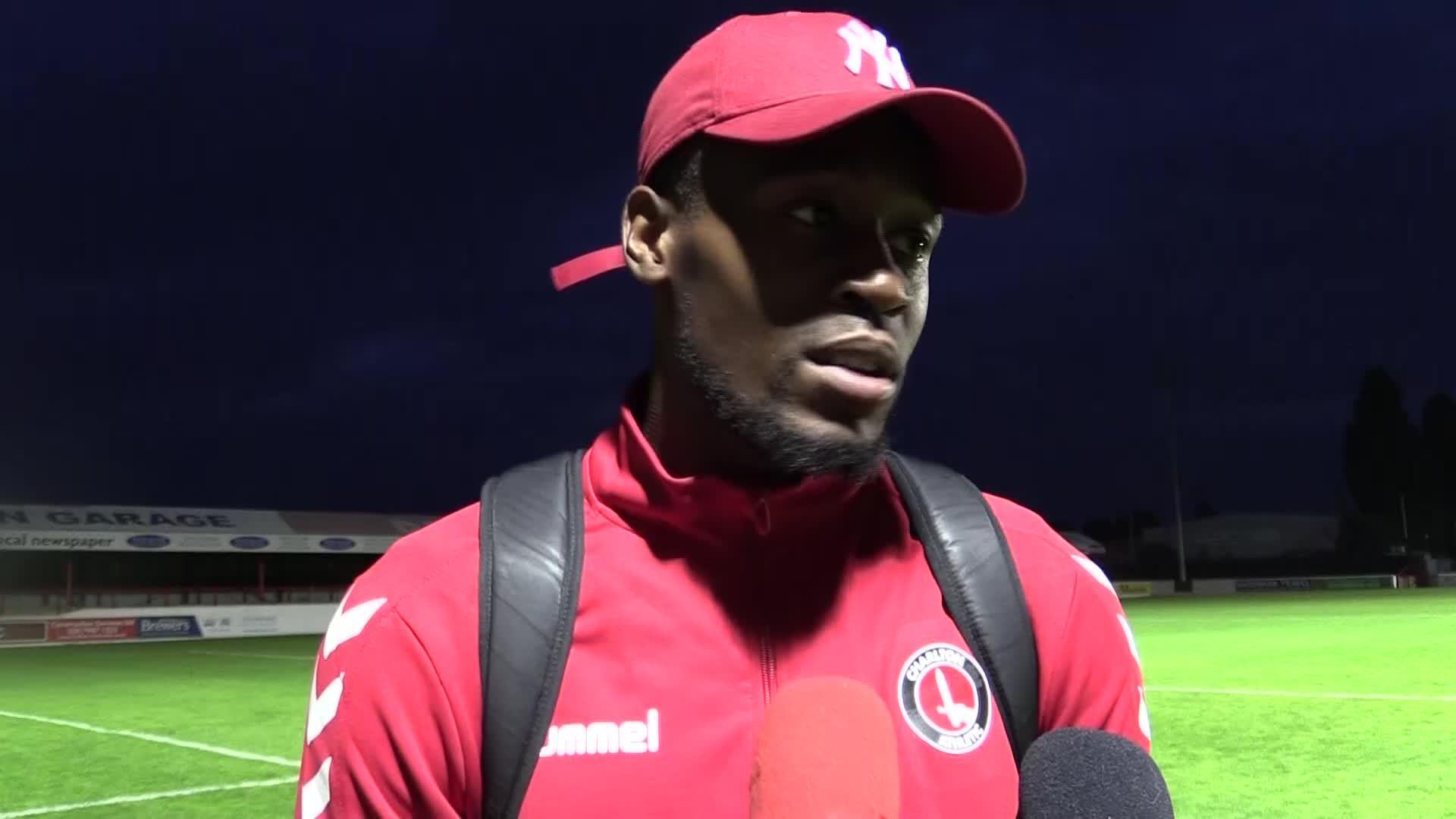 Aneke discusses friendly performances so far