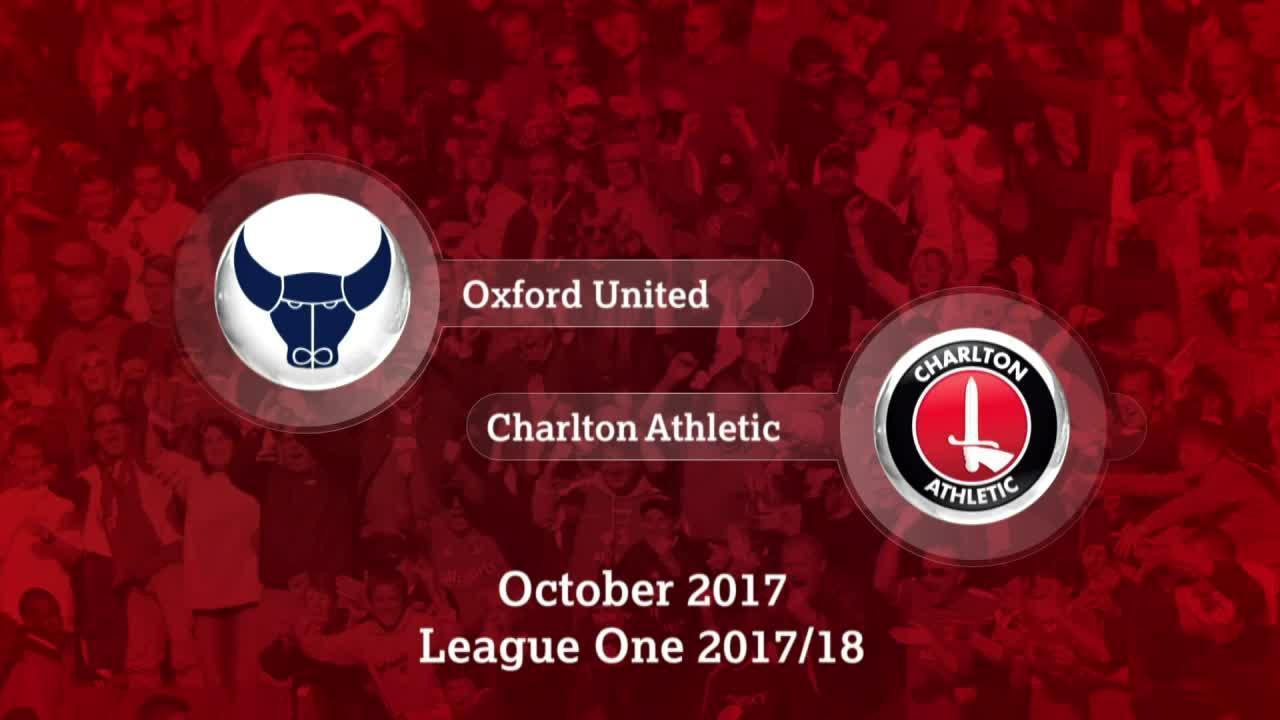GOALS | Oxford United 1 Charlton 1