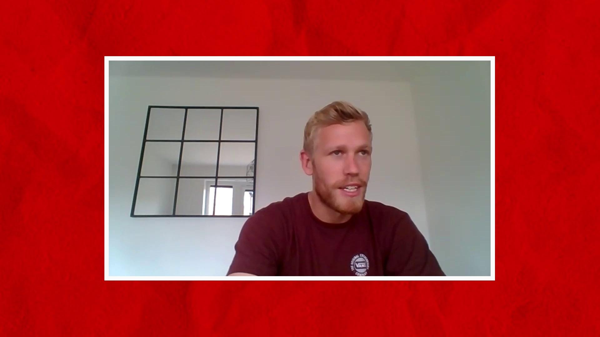 Jayden Stockley's first Charlton interview (June 2021)