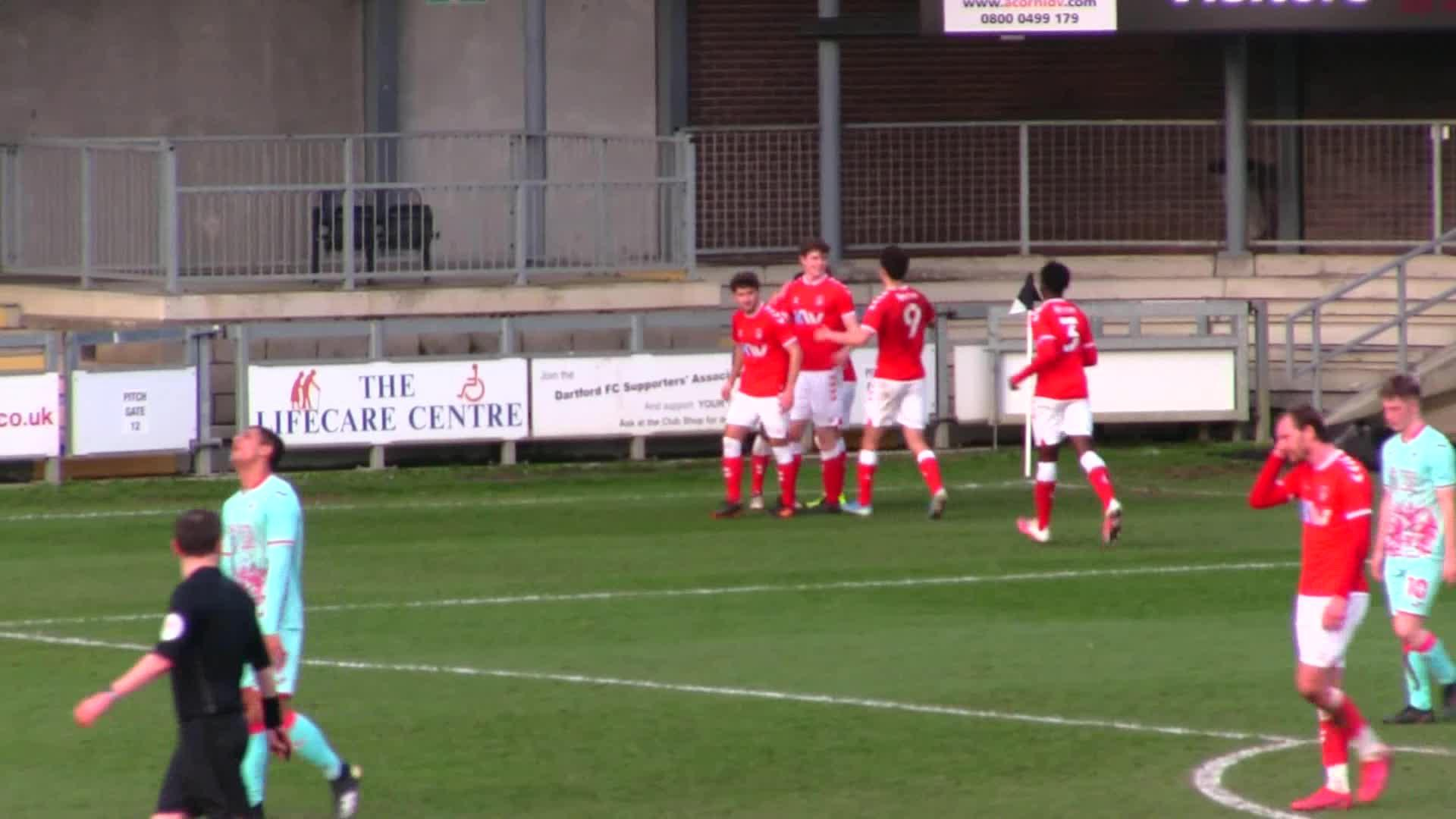 U23 Highlights | Charlton 3 Swansea City 4 (February 2021)