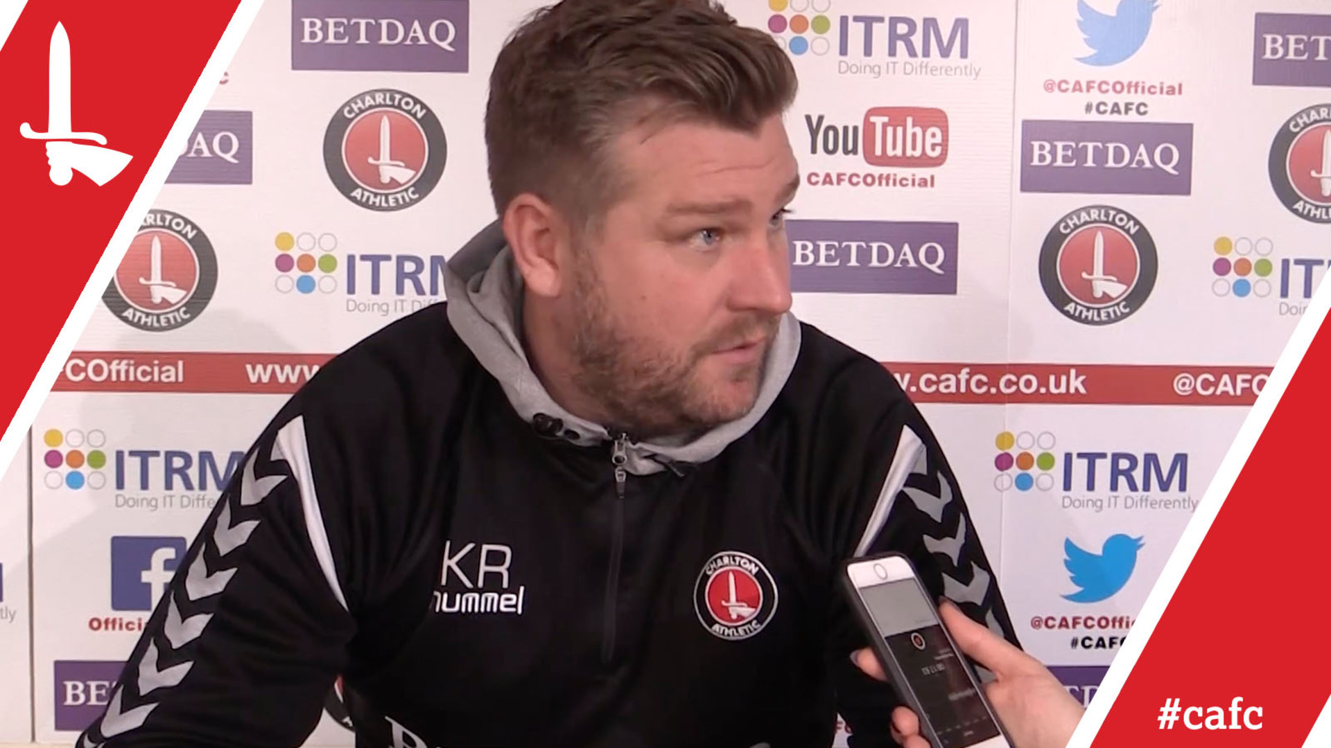 Karl Robinson previews Bradford six pointer (Feb 2018)