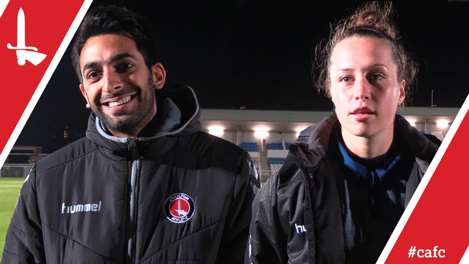 REACTION | Riteesh Mishra and Nicole Pepper pleased with West Ham victory