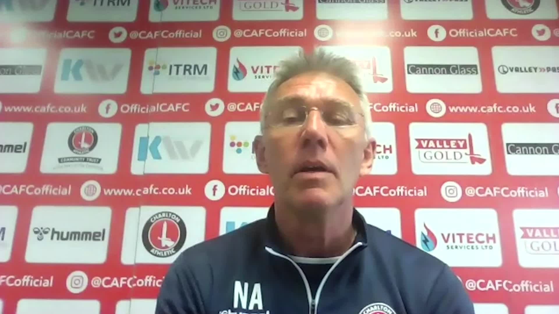 PRE-MATCH | Nigel Adkins' pre-Doncaster Rovers press conference (March 2021)