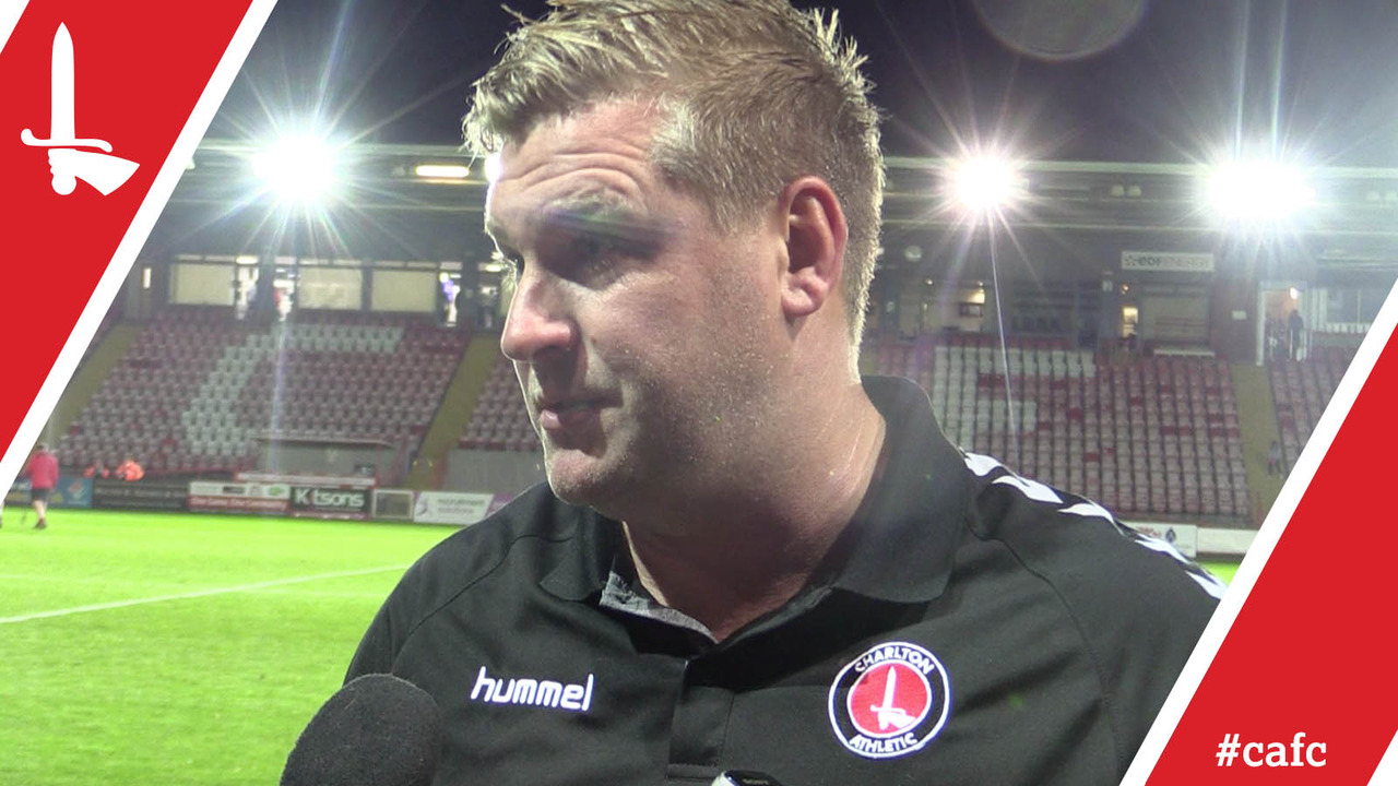 Robinson praises youngsters following Exeter victory