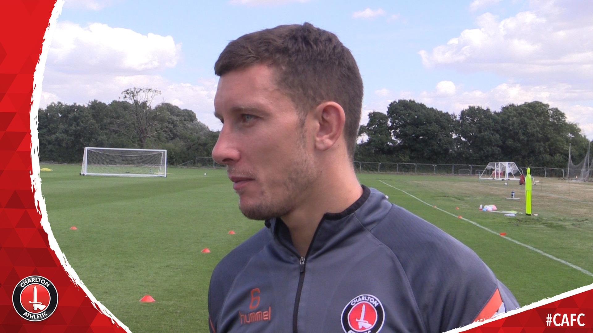 Jason Pearce ready to start the season