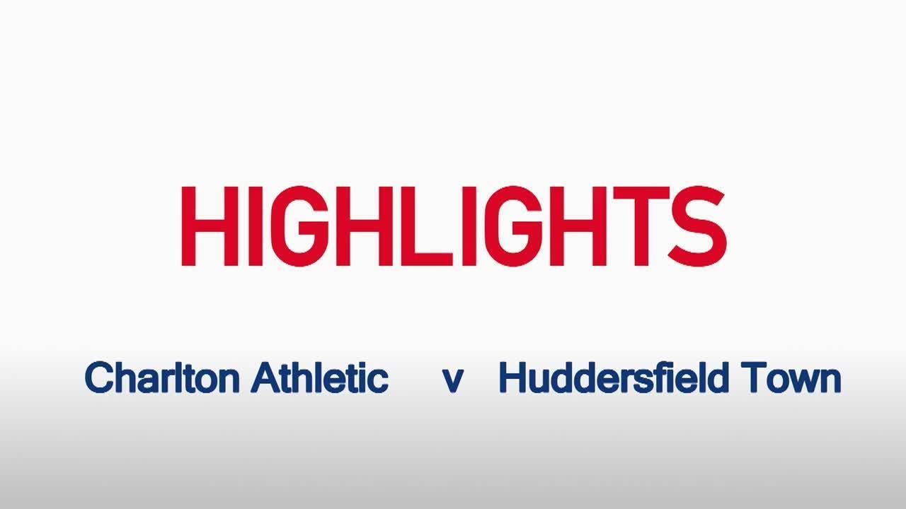 09 HIGHLIGHTS | Charlton 1 Huddersfield 2 (Sept 2015)