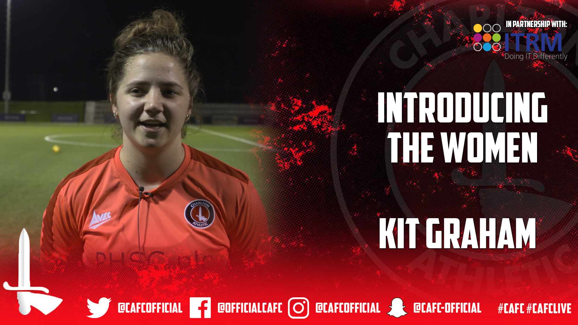 INTRODUCING THE WOMEN |  Kit Graham