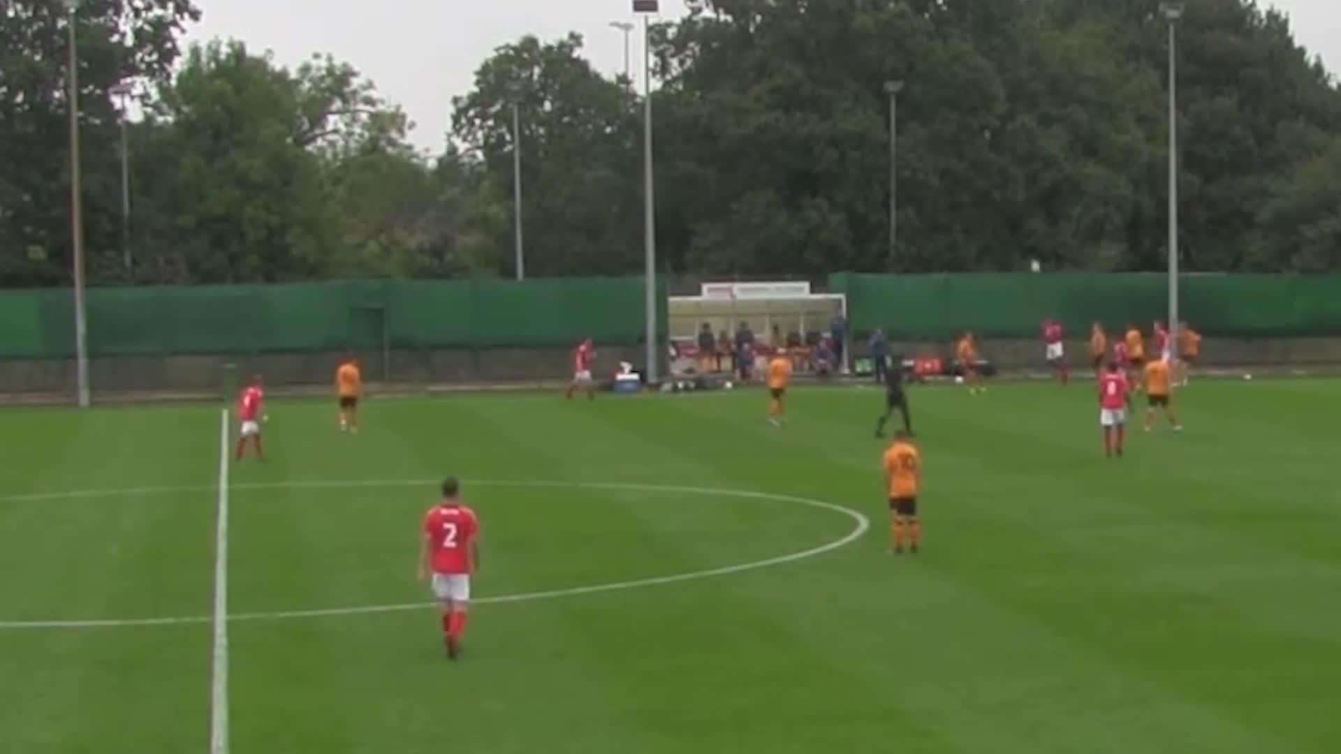 U18S HIGHLIGHTS | Charlton 5 Hull City 1 (September 2021)