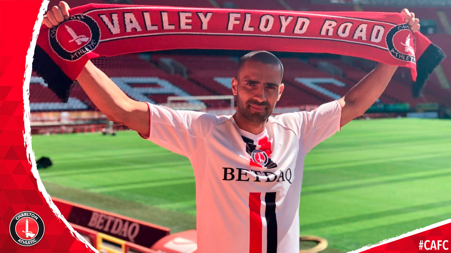 NEWSBEAT - Darren Pratley signs for Charlton