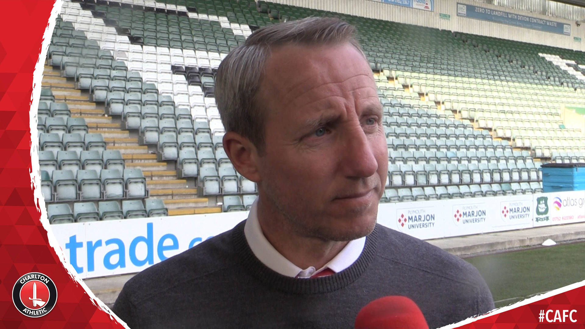 REACTION | Lee Bowyer post-Plymouth (April 2019)