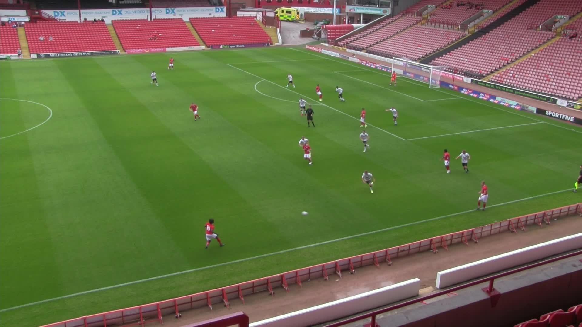 U23 GOALS | Barnsley 0 Charlton 7 (August 2021)