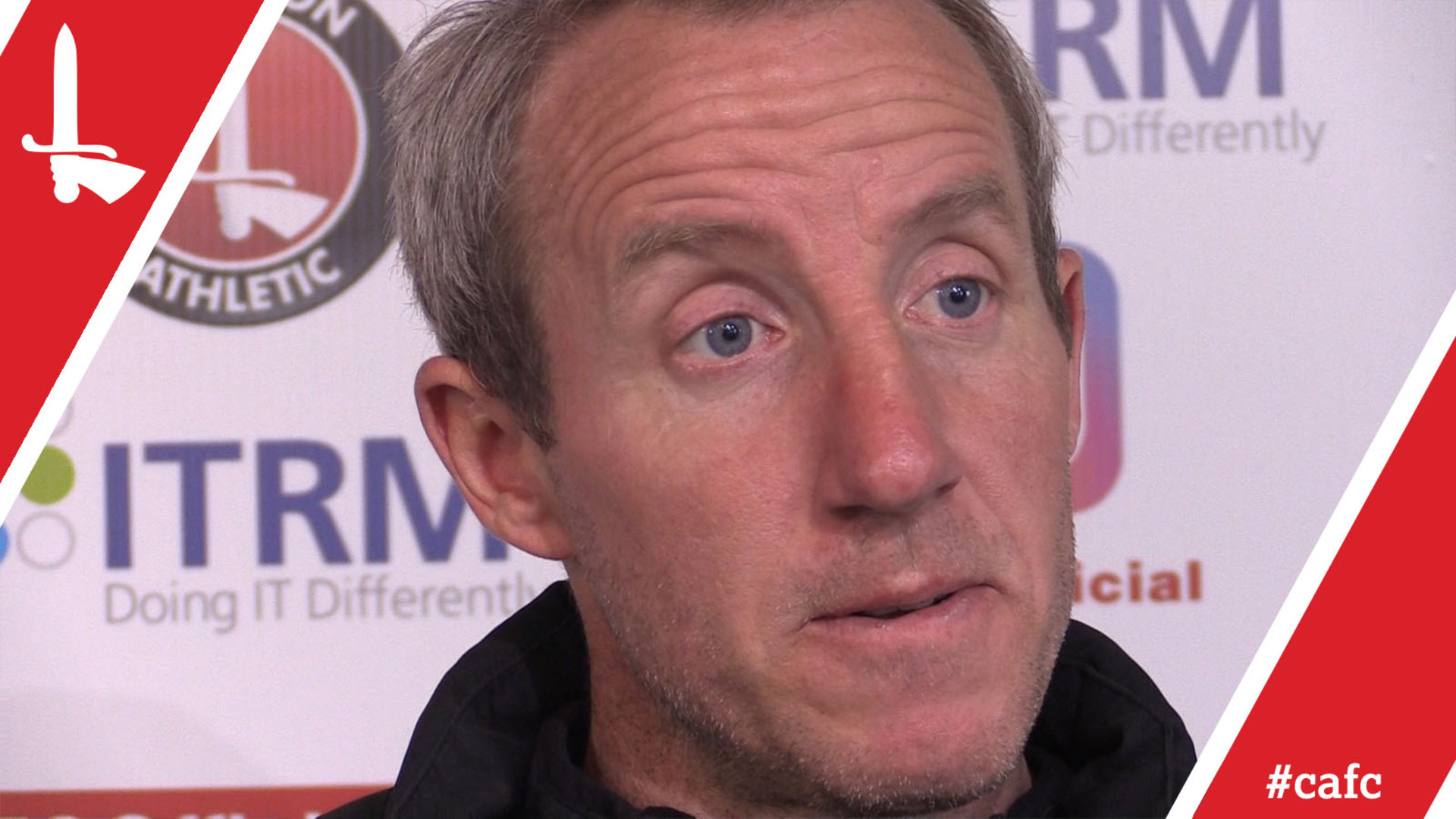 FIRST INTERVIEW   Lee Bowyer appointed Caretaker Manager