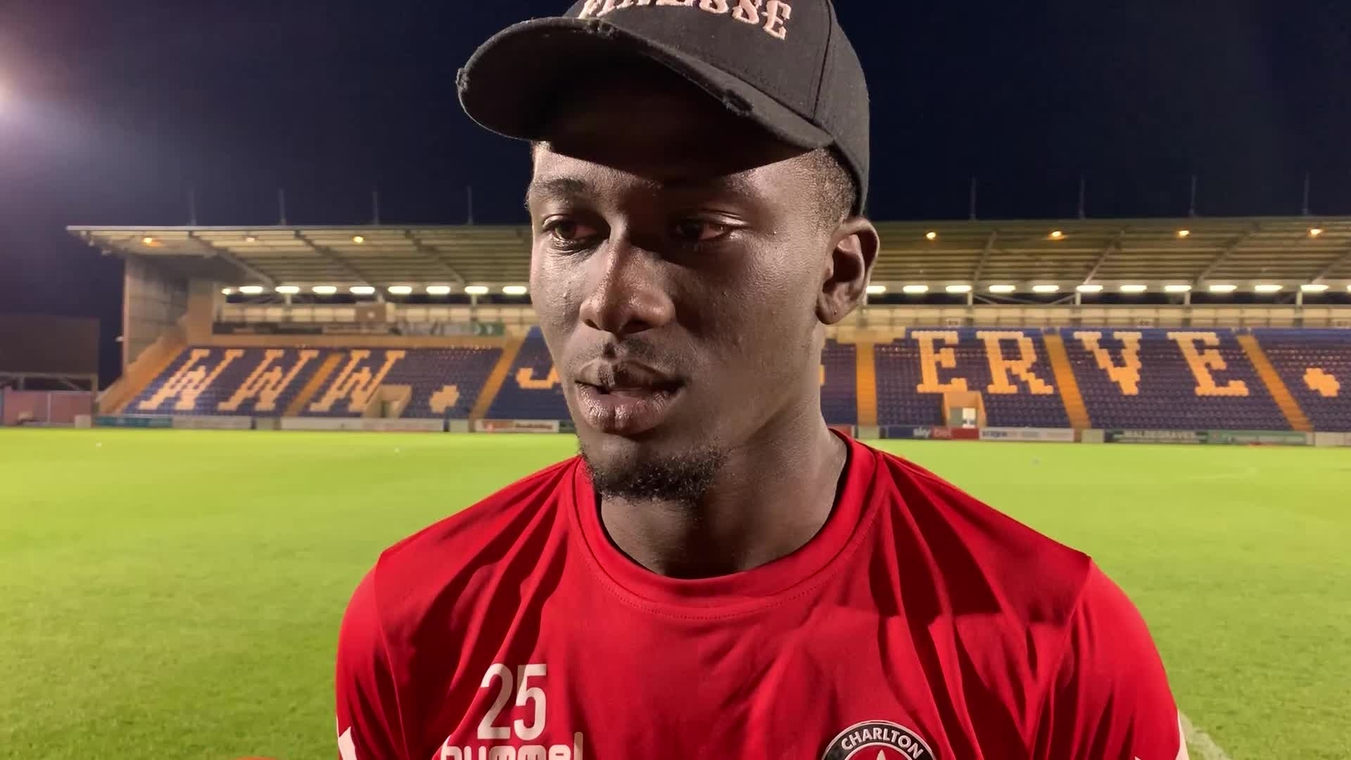 Brendan Wiredu discusses an impressive pre-season