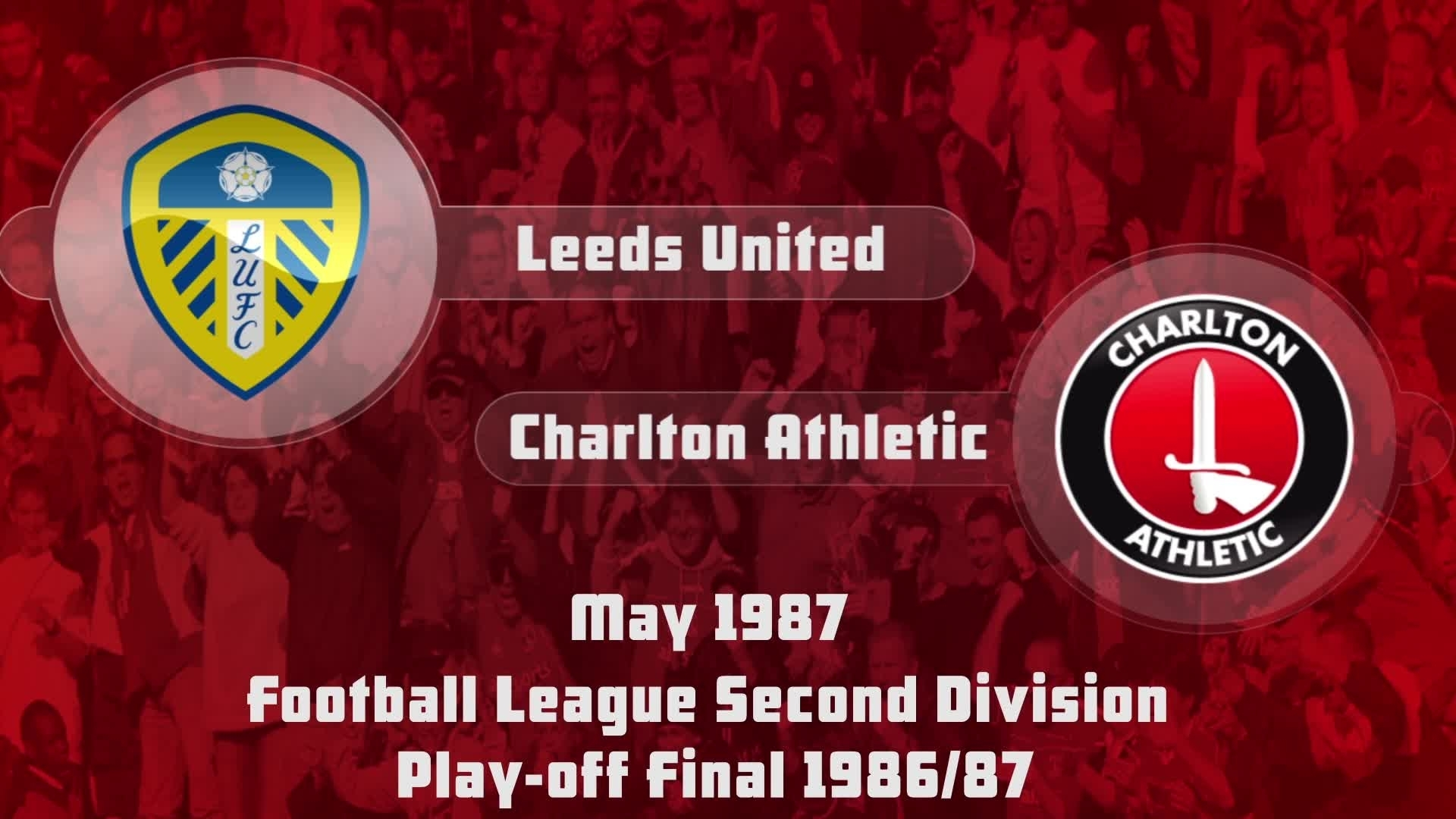 FOOTBALL LEAGUE PLAYOFF | Leeds 1 Charlton 2