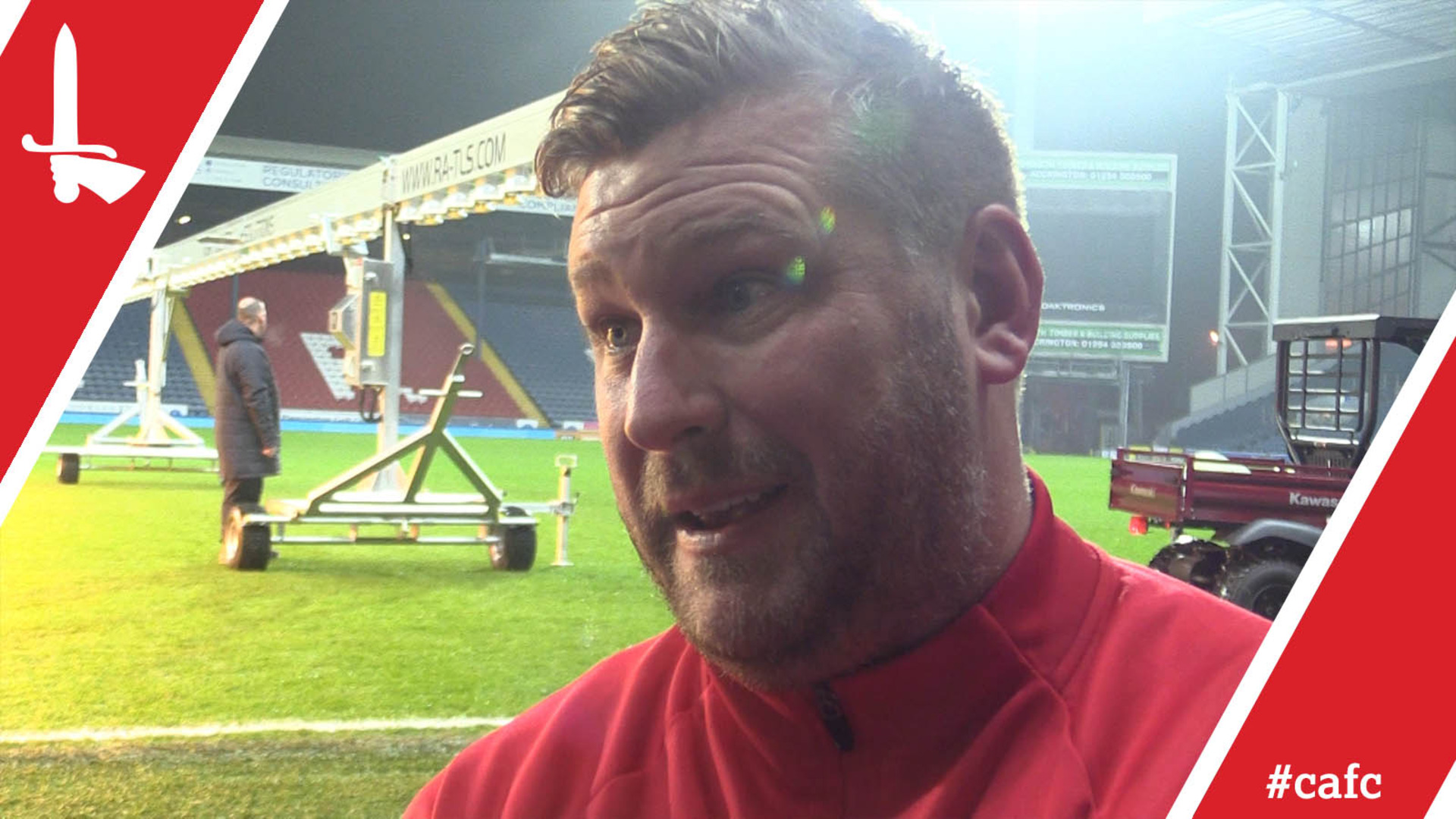 Karl Robinson assesses Blackburn defeat