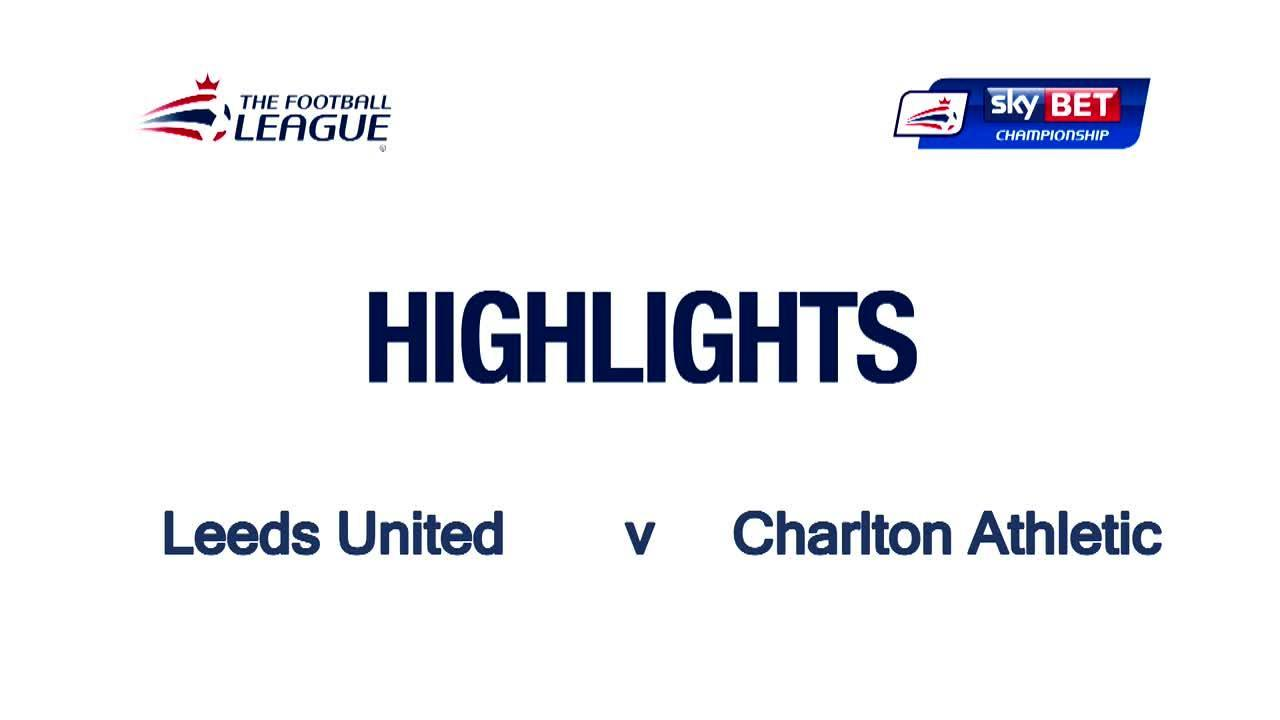 49 HIGHLIGHTS | Leeds 1 Charlton 2 (April 2016)